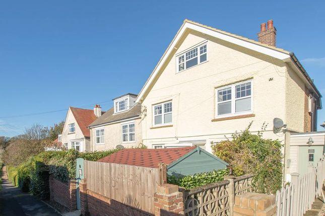 Thumbnail Maisonette for sale in Droveway Gardens, St. Margarets Bay, Dover