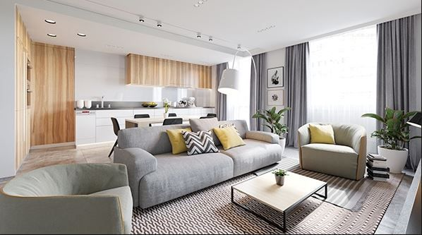 Thumbnail Flat for sale in Faulkner House, London