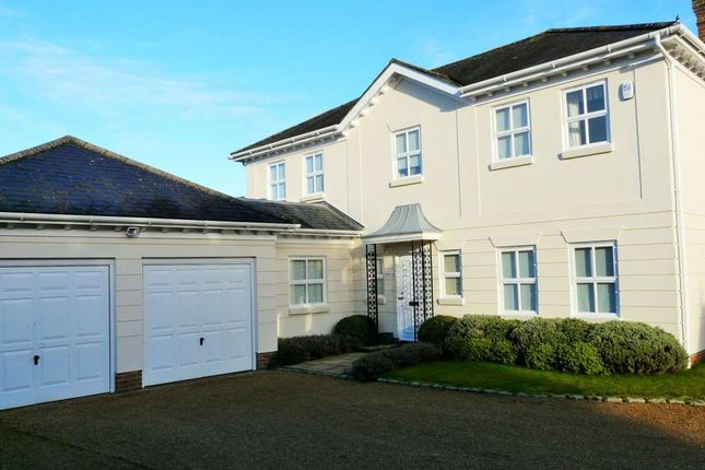 Thumbnail Detached house to rent in Kintbury Square, Kintbury, Hungerford
