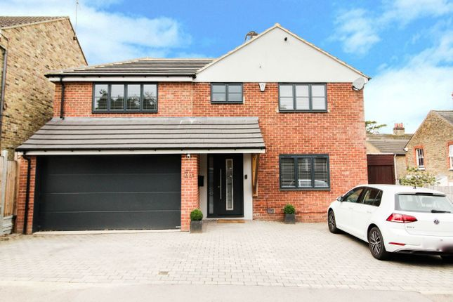 Detached house for sale in Junction Road, Warley, Brentwood, Essex