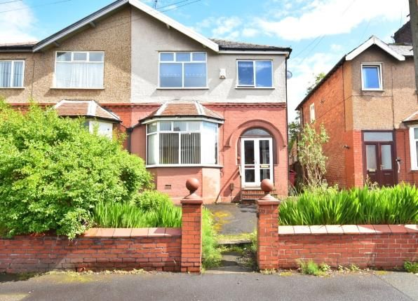 Thumbnail Semi-detached house for sale in Brownhill Road, Brownhill, Blackburn, Lancashire