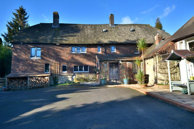 Thumbnail Detached house for sale in Meadowbank, Stane Street, Codmore Hill, Pulborough
