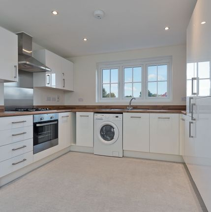 Thumbnail Flat for sale in Lancaster Crescent, Hartford, Northwich
