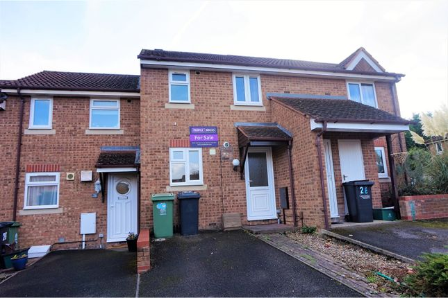Thumbnail Terraced House For Sale In Redding Close Quedgeley Gloucester