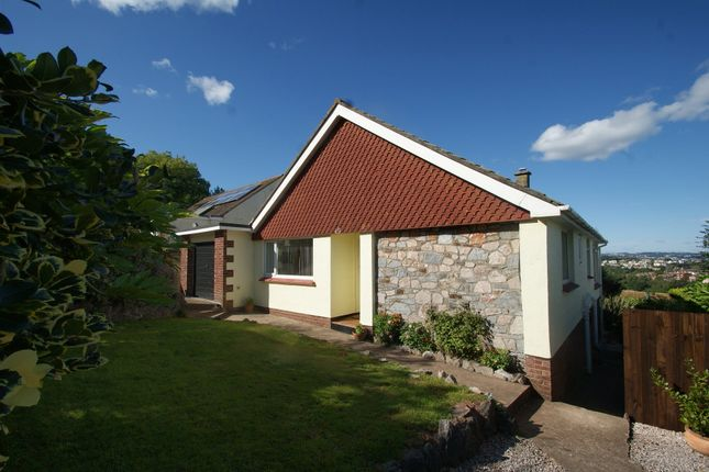 Thumbnail Detached bungalow for sale in Goodrington Road, Paignton
