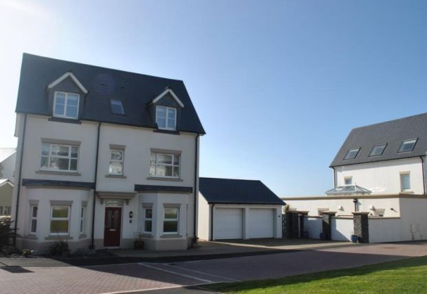 Thumbnail Detached house to rent in Knock Rushen, Castletown