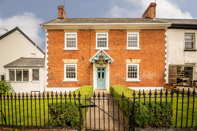 Thumbnail Semi-detached house for sale in Broadway, Woodbury, Exeter