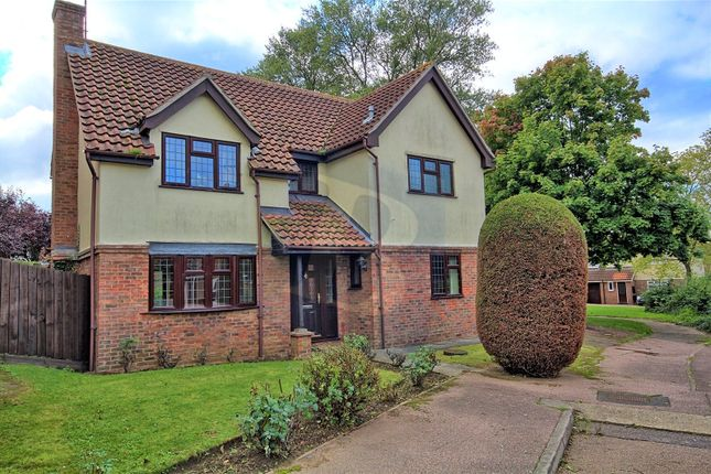 Thumbnail Detached house for sale in Great Leighs Way, Basildon, Essex