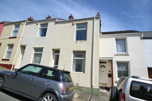 Thumbnail Terraced house for sale in Tollox Place, Plymouth