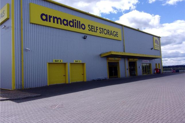 Thumbnail Warehouse to let in Armadillo Self Storage Stockton South, Allison Avenue, Thornaby Industrial Estate, Stockton-On-Tees, North Yorkshire