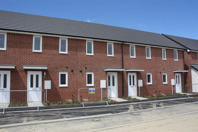 Thumbnail Terraced house to rent in Stret Lowarth, Lane, Newquay