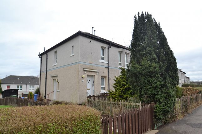 Thumbnail Flat for sale in Dryad Street, Thornliebank, Glasgow