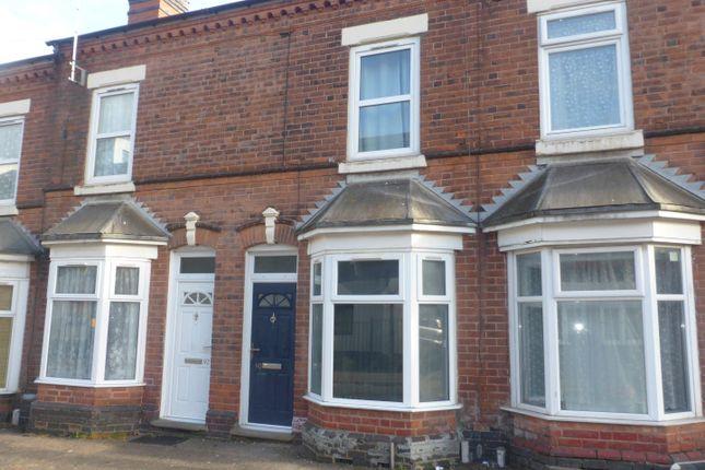 3 bed terraced house to rent in Dale Road, Selly Oak, Birmingham B29