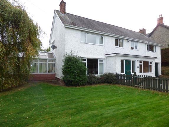 Thumbnail Property for sale in Hwfa Road, Bangor, Gwynedd