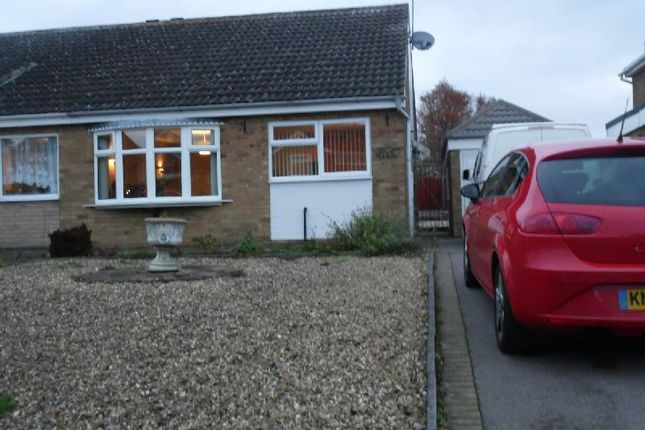 Thumbnail Semi-detached house to rent in Shetland Way, Countesthorpe, Leicester