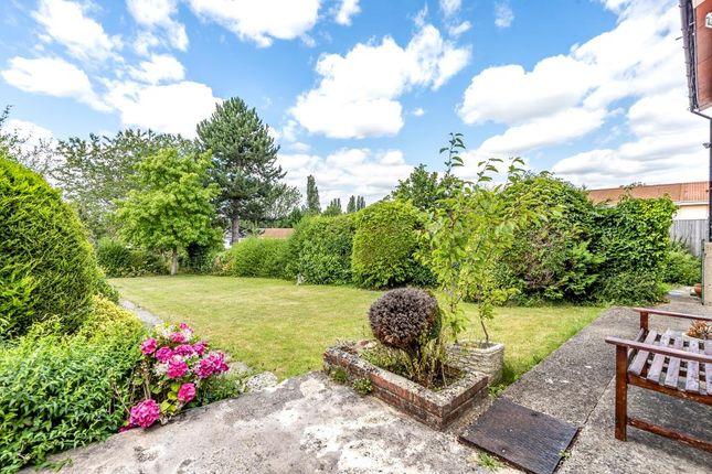 Garden of Routh Road, Headington, Oxford OX3