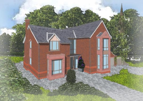 Thumbnail Detached house for sale in Vicarage Gardens, 98 Childwall Abbey Road, Liverpool, Merseyside