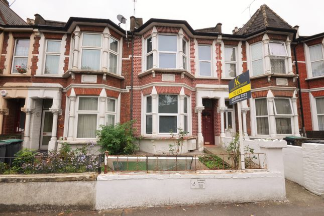 Thumbnail Terraced house to rent in Ashmount Road, London