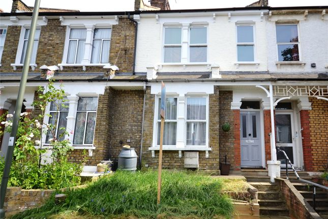 Thumbnail Terraced house to rent in Bedford Road, East Finchley