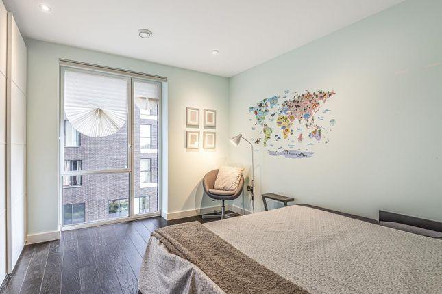 Bedroom of Roper, Reminder Lane, Parksde, Greenwich Peninsula SE10