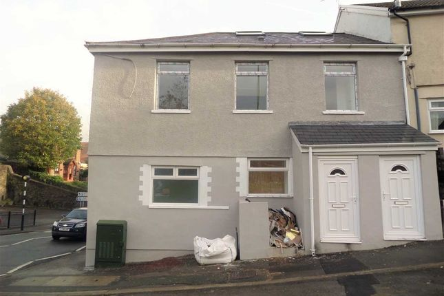 Thumbnail Flat for sale in Amos Hill, Penygraig, Tonypandy