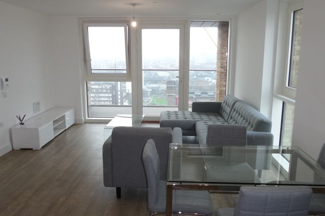 Thumbnail Flat for sale in Oslo Tower, Naomi Street, London
