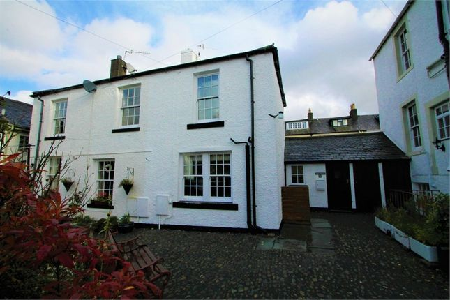 Thumbnail Cottage for sale in 5 The Seams, Keswick, Cumbria