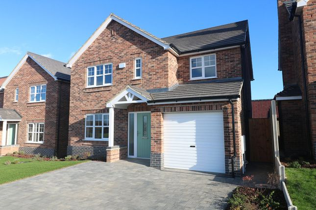 4 bed detached house for sale in Plot 10, The Kingston, Frank Cox Meadows, Front Street, Ulceby, North Lincolnshire DN39
