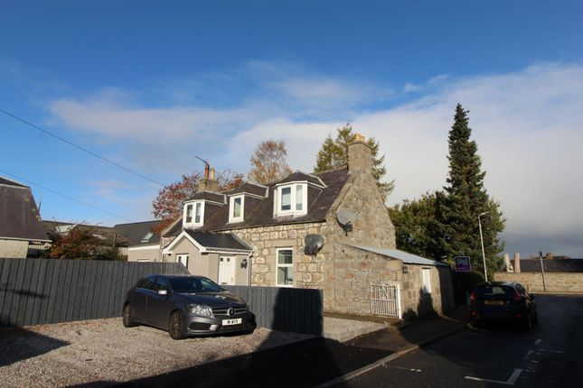 Rear View of Forest Road, Kintore, Inverurie AB51