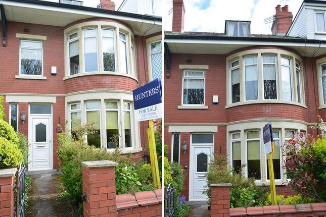 Thumbnail Terraced house for sale in Watson Road, South Shore, Blackpool