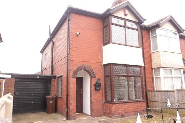 Thumbnail Semi-detached house for sale in Blurton Road, Blurton, Stoke-On-Trent