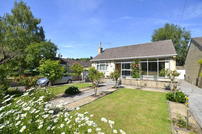 Thumbnail Bungalow for sale in Westfield Park South, Bath