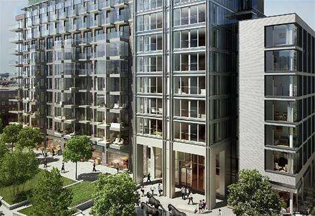 Thumbnail Flat for sale in Leman St, Aldgate, London