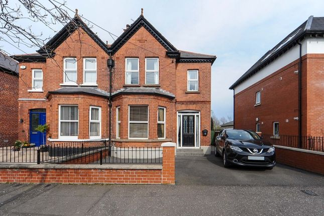 Thumbnail Semi-detached house for sale in Killinchy Street, Comber, Newtownards