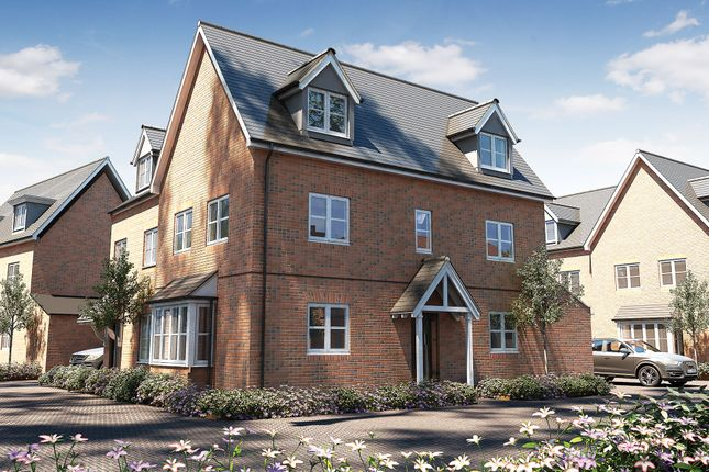 """Thumbnail Semi-detached house for sale in """"The Portland"""" at Pershore Road, Evesham"""