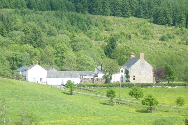 Thumbnail Farmhouse for sale in The Steading Gubhill, Dumfries, Dumfries And Galloway.