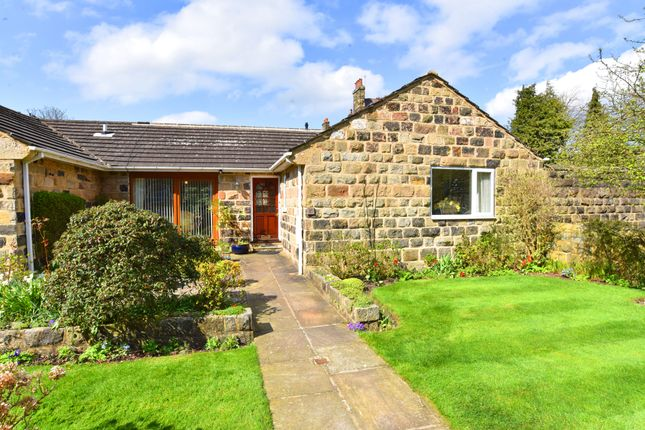 Thumbnail Semi-detached bungalow for sale in St Kevin's Court, 'queen's Road, Harrogate