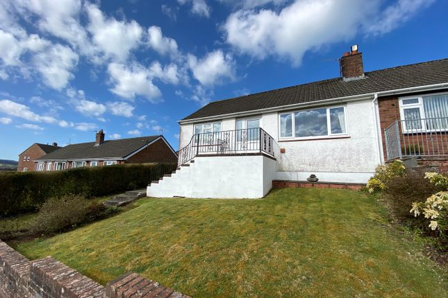 2 bed semi-detached house for sale in Bryn Yr Eglwys, Lampeter SA48