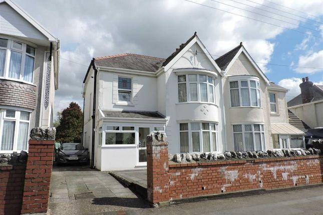 Thumbnail Semi-detached house for sale in Princess Street, Gorseinon, Swansea