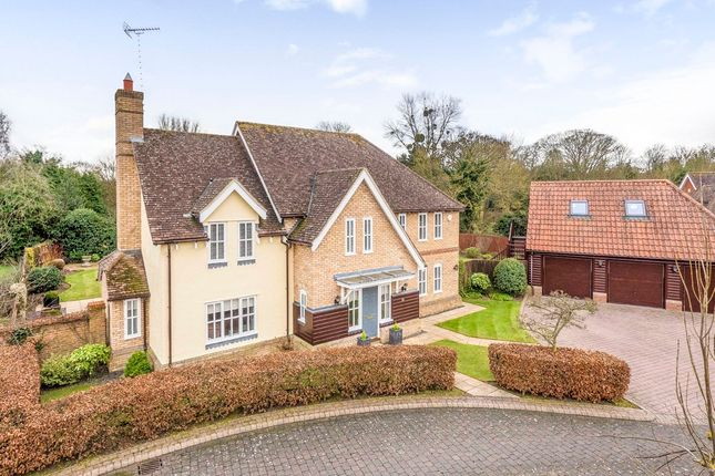 Thumbnail Detached house for sale in Stratford St Mary, Colchester, Suffolk