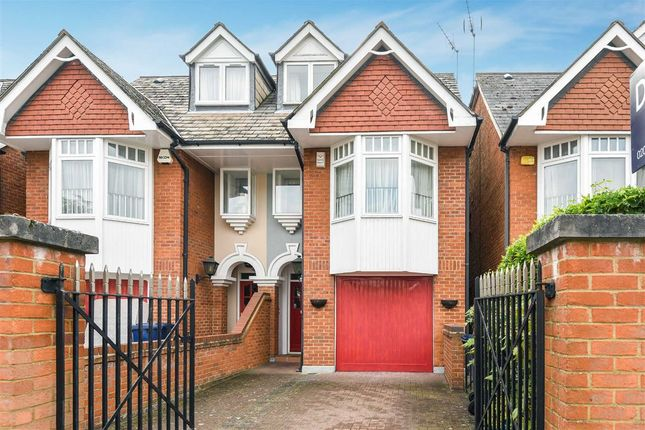 Thumbnail Property to rent in Western Gardens, London