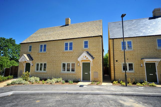 Thumbnail Semi-detached house for sale in Cinder Lane, Fairford