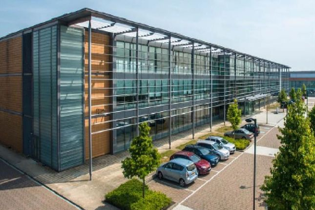 Thumbnail Office to let in Building 2030, Cambourne Business Park, Cambourne, Cambridge
