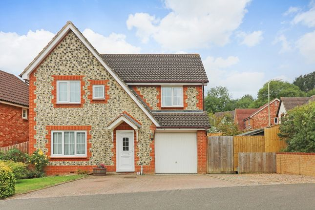 Thumbnail Detached house for sale in Spindlewood End, Godinton Park, Ashford