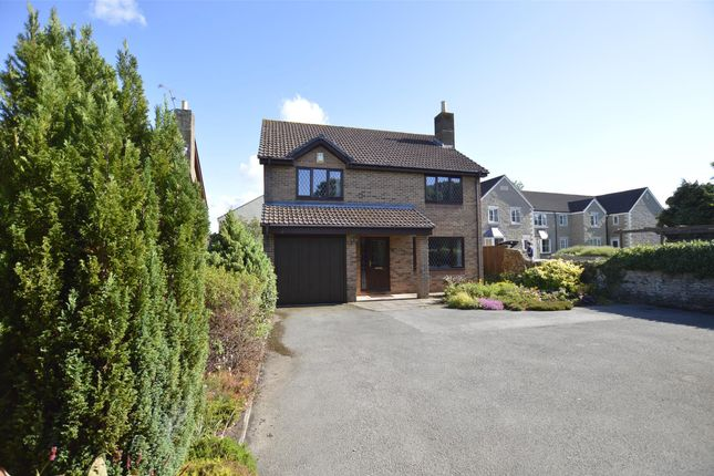 Thumbnail Detached house for sale in Watleys End Road, Winterbourne, Bristol