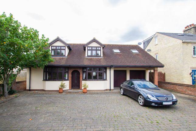 Thumbnail Detached house to rent in Caravan Site, Cambridge Road, Milton, Cambridge