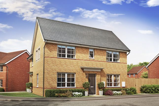 "Thumbnail Semi-detached house for sale in ""Ennerdale"" at Lancaster Avenue, Watton, Thetford"