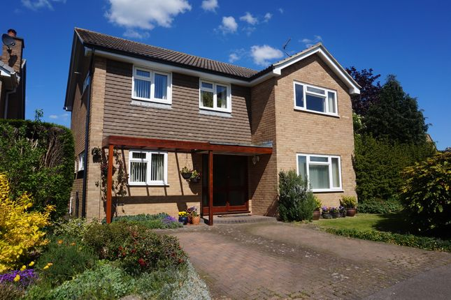 Thumbnail Detached house for sale in Greenside Court, Mickleover, Derby