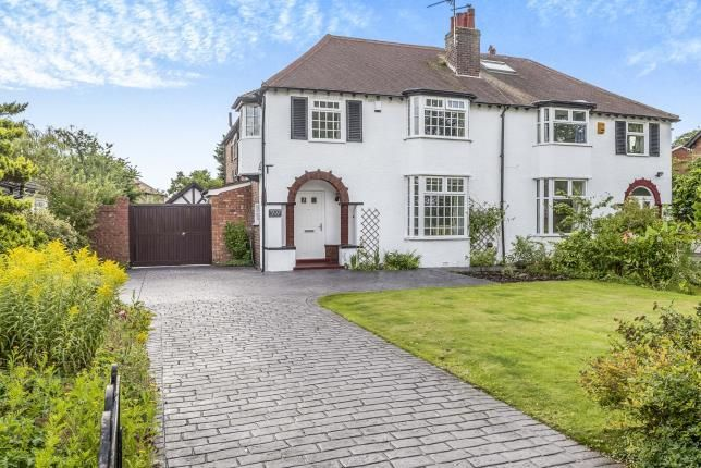 Thumbnail Semi-detached house for sale in Liverpool Road, Southport, Merseyside