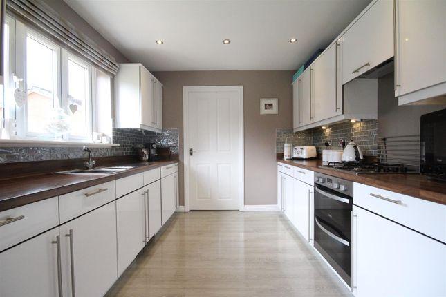 Kitchen of Cooper Crescent, Ferniegair, Hamilton ML3